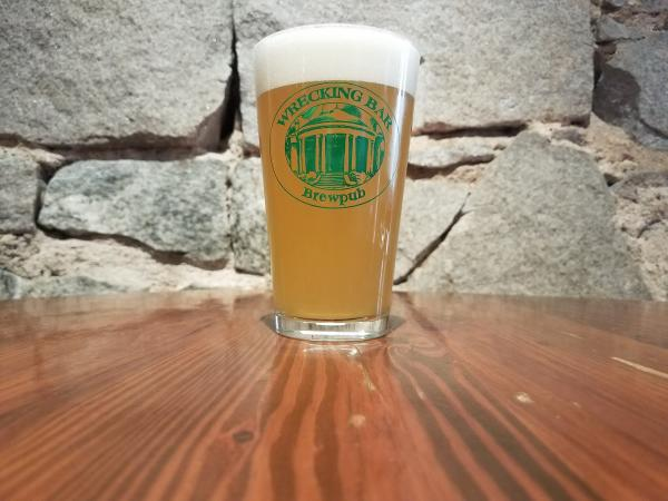 Juice Willis IPA - Die hard IPA fans will swear that there's some sort of fifth element in this juice bomb.